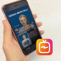 IGTV im Personalmarketing