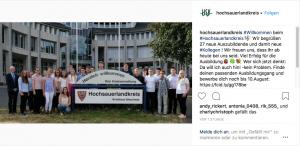 Ausbildungsstart-bei-Hochsauerlandkreis