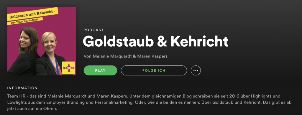 HR Podcast von Team HR