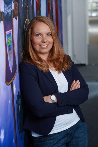 IT Recruiting, Annett Graf, Head of HR bei Gameforge